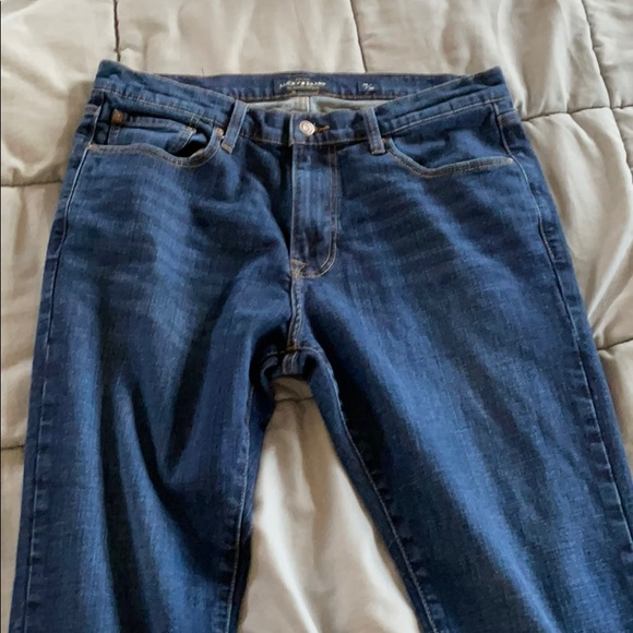 NWOT Lucky Brand Jeans 410 Athletic Slim
